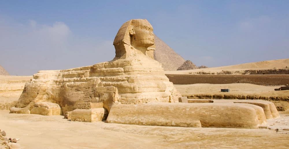 Sphinx Lion