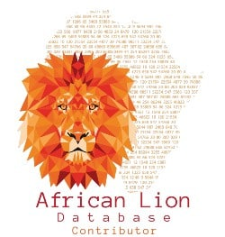 African Lion Database Contributor logo